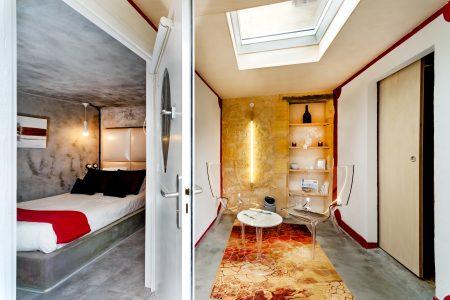 Salon privée / Living-room private