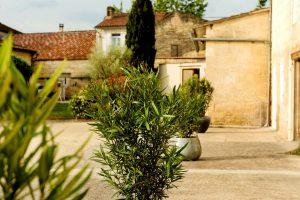 Exterieur de la maison d'hôtes / Outdoors of the guesthouse