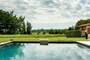 Vue sur nos vignes  / View of our vines